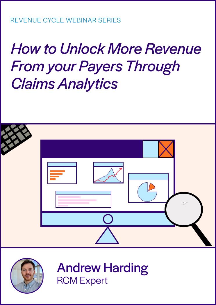 Final Unlock Revenue Through Claims analytics