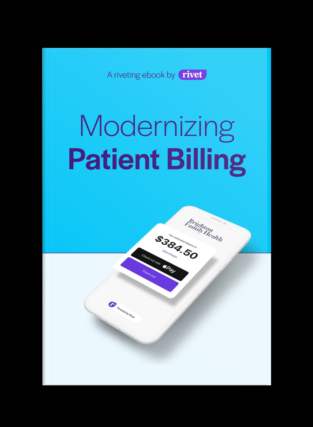 Modernizing Patient Billing-cover